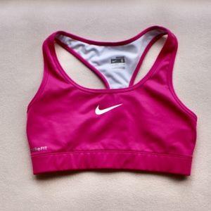 Nike Pro Swoosh Compression Sport Bra